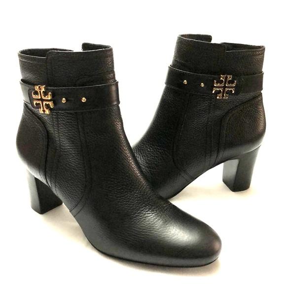 f825c46e7d9 Tory Burch Leather Ankle Boots. M 5b70b60a4cdc308efc6932b0
